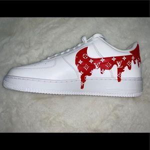 Nike Shoes   Custom Air Force Louis